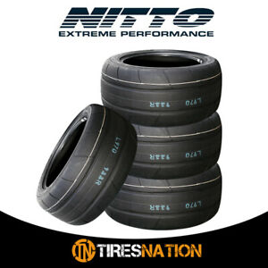 4 New Nitto Nt05r 315 40 18 1020 Max Performance Tire