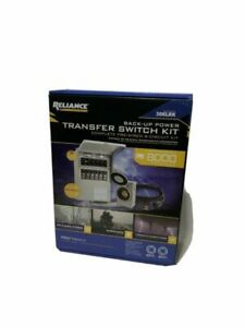 Reliance 31406crk 6 circuit Transfer Switch Kit