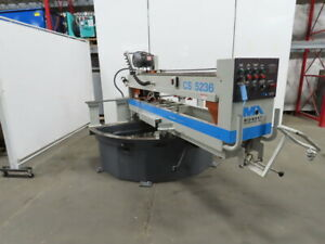 Midwest Automation Cs 5236 16 Countertop Saw Routers 208v 3ph