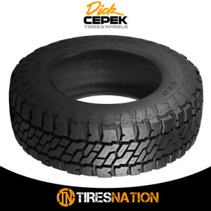 1 New Dick Cepek Trail Country Exp Lt295 70r17 10 Tires