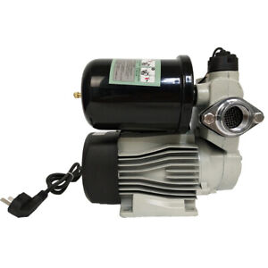 220v Self Priming Water Pressure Booster Pump Hot Cold Water Automatic Control