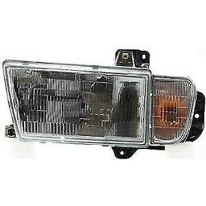 New Right Head Lamp Assembly Fits Geo Tracker 1990 1997 Gm2503179