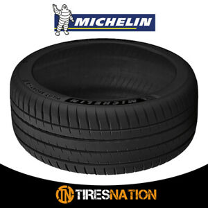1 New Michelin Pilot Sport 4 S 255 30zr21xl Tires