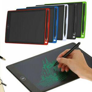 8 5 Inch Doodle Pad Drawing Board Lcd Writing Tablet With Delete Button For Kids
