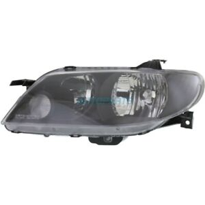 New Left Head Lamp Lens And Housing Fits 2002 2003 Mazda Protege5 Ma2502130