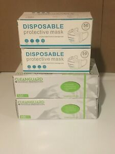 200 Nitrile Disposable Exam Gloves 2 Boxes Size Large W Free Gift Free Shipping