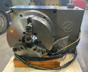 18 Haas Hrt 450 4th Axis Rotary Table Indexer New 2011