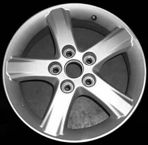Oem Mazda 16 Alloy Wheel Rim For 2002 2003 Mazda Protege