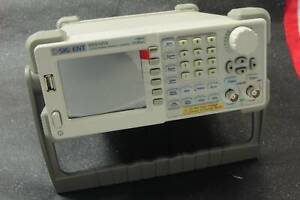 New Siglent Sdg1010 Function Generators 2 Channels Frequency Maximum 10 Mhz