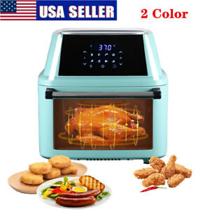 Zokop 1800w 16l Air Fryer Kafo 1800a d1 Oilless Electric Oven 8 Cooking Presets
