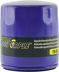 Royal Purple 10 48 Extended Life Premium Oil Filter