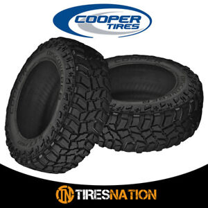 2 New Cooper Discoverer Stt Pro 285 70 17 121q Off road Traction Tire
