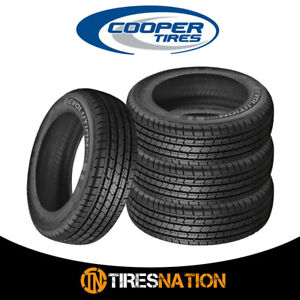 4 New Cooper Evolution Ht 235 70 16 106t All season Performance Tire