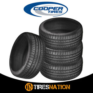 4 New Cooper Zeon Rs3 G1 225 50 17 98w Ultra High Performance All Season Tire