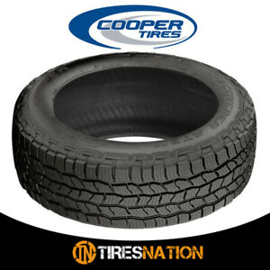 1 New Cooper Discoverer At3 4s 285 70r17 117t Tires