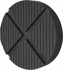 Jack Pads Rubber Pad Adapter Car Truck Cross Slotted Frame Rail Floor Universal