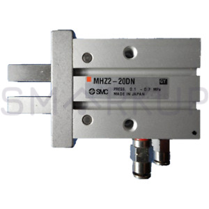 New In Box Smc Mhz2 20dn Pneumatic Finger Cylinder