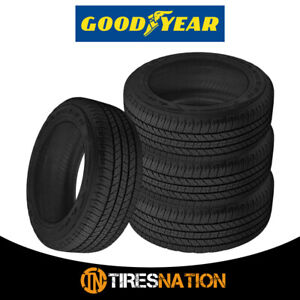 4 New Goodyear Wrangler Fortitude Ht 265 70 16 112t Premium Highway Tires