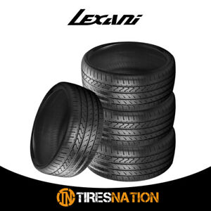 4 New Lexani Lx twenty 255 30r21 93w Ultra High Performance All season Tires