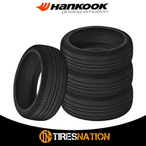 4 New Hankook Ventus V2 Concept2 H457 205 50 15 86h High Performance Tire