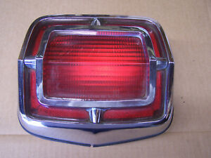 Mopar 1965 Plymouth Satellite Tail Light Lamp 65 Belvedere