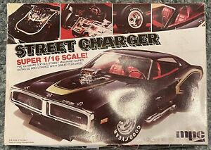 Vintage Mpc 1 16th Street Charger Box General Lee Kit $200.00