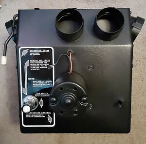 1961 1964 Ford Econoline Van Heater Box With Blower Oem