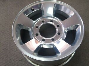 17 Dodge Ram 1500 2500 3500 Polished 2003 2009 Oem Original Wheel Rim 2187 B