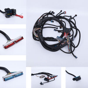 Standalone Wiring Harness W 4l60e Ls1 Transmission For 99 03 4 8 5 3 6 0 Engine