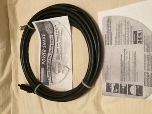 Made In Usa Cobra Power Snake Drill Attachment 1 4 X 15 Ft Sink drains