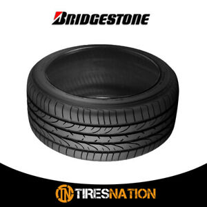 1 Bridgestone Potenza Re050 255 45r18 99y All Season Performance Tires