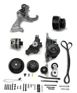 Gm Performance 19369257 Accessory Drive Belt Kit Pulley System Serpentine