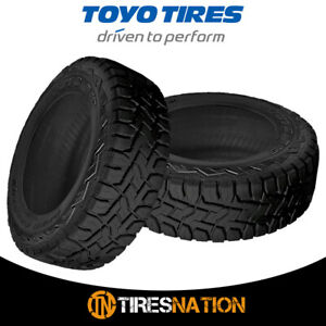 2 New Toyo Open Country R t 305 55 20 121q All terrain Truck Suv Tire