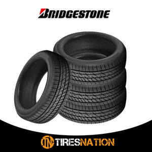 4 New Bridgestone Driveguard Rft 255 40r17 94w Run flat Touring Tire