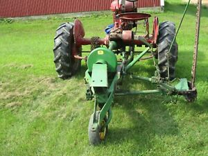 John Deere 38 Sickle Mower W pto Ext