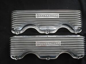 Offy 5042 Chevy Valve Cover Fits 348 409 Engines Tri power Rat Rod Flathead