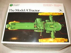 1 16 John Deere 1934 Unstyled A On Steel Precision Tractor 1990 Nib 560 Sealed