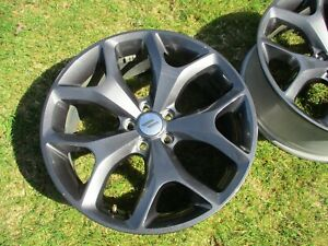 20 Dodge Charger Challenger Oem Factory Charcoal Wheel Rim 2639 2018 2019 2