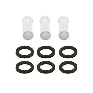 Spectre 2358 Fuel Filter Clear