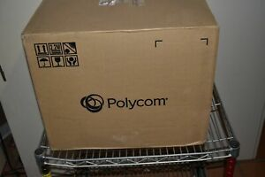 Polycom Realpresense Group 310 Kit Mptz 11 Eagleeye Iv new In Box fn16