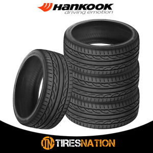 4 New Hankook Ventus V12 Evo2 K120 265 35 18 97y Performance Summer Tire