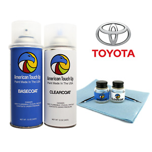 Toyota Genuine Oem Automotive Touch Up Spray Paint Select Your Color Code