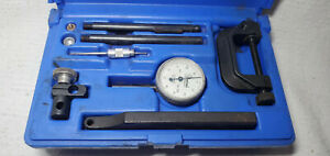 Central Tools No 200 Universal Dial Test Indicator Set In Case
