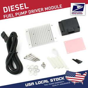 6 5l Diesel Fuel Pump Driver Module Pmd And Relocation Fit For Chevy Gmc
