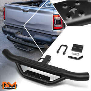 Universal 36 w X 4 od Trailer Towing Hitch Step Bar pin Clip Fits 2 Receiver