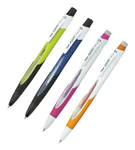 New Pentel Jolt 5mm Fine Tip Mechanical Pencil With Lead Refill Various Colors