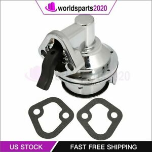 For Chevy Sbc 350 High Volume Mechanical Fuel Pump Pc2751 7703