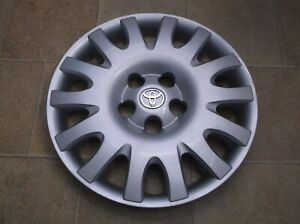 16 Toyota Camry Hub Cap Wheel Cover Hubcap 2002 2006