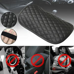 Universal Armrest Cushion Cover Car Accessories Center Console Box Pad Protector