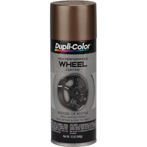 Dupli Color Wheel Paint Bronze 12 Oz Made In Usa 7201 181